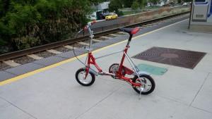 "12"" Folding Bicycle"