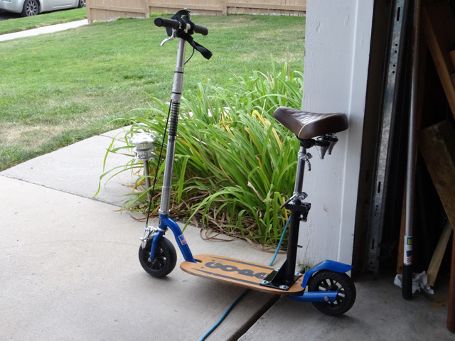 Urban Riding – Mobility Mod
